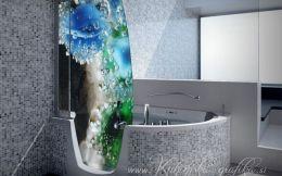 Slike - Kopalniška grafika na steklu - 4